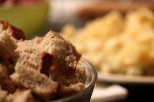pain fromage fondue manger local sejour montagne