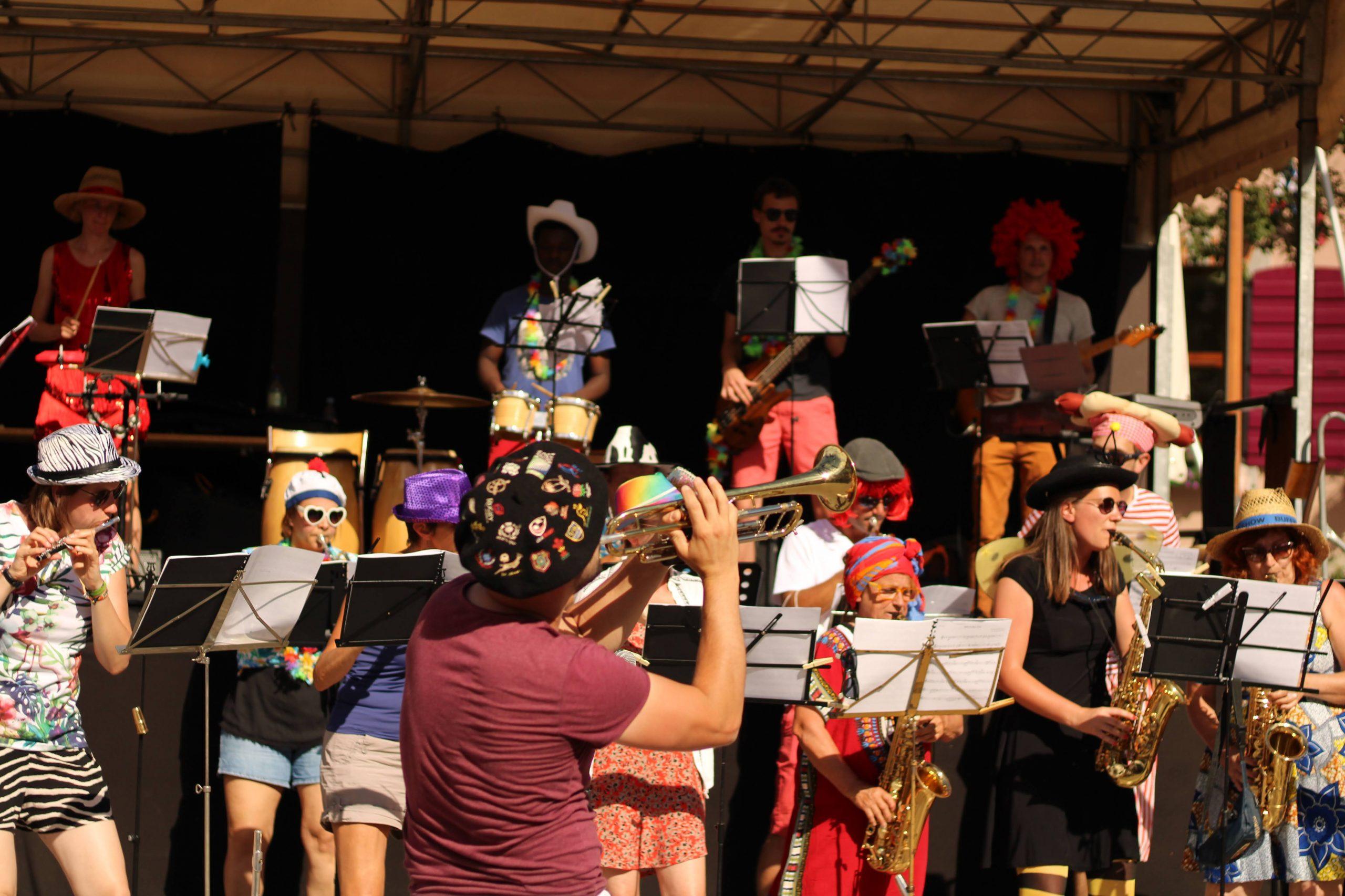 e trompette stage musique plaisir vacances montagne