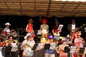vacances stage musique montagne concert
