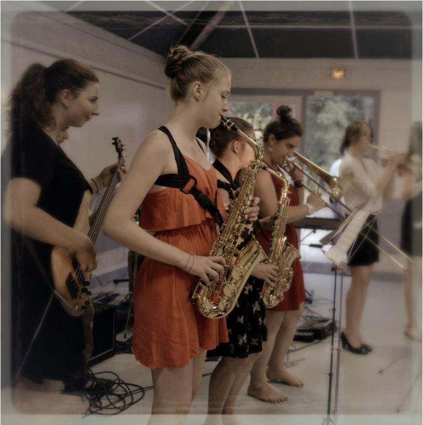 jouer stage musique plaisir vacances